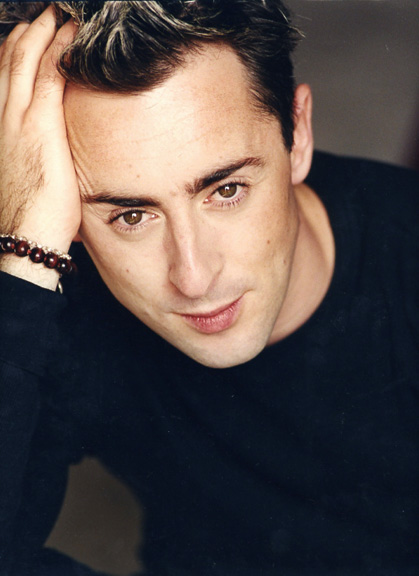 Alan Cumming Headshot, 2001