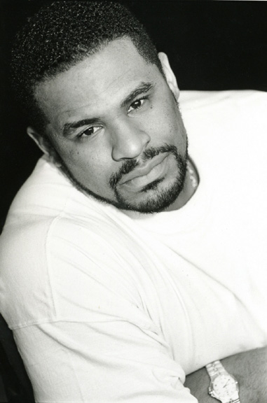 Jerome Bettis Headshot, 1997