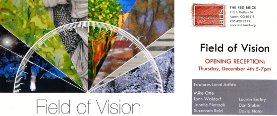 Field of Vision Card