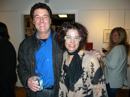 Lauren and Sherriff Joe DiSalvo