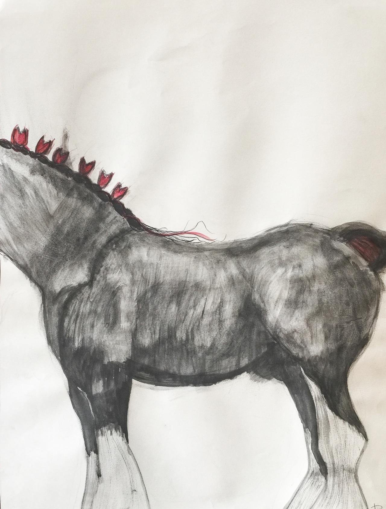 D'Artagnan Sketch Rear
